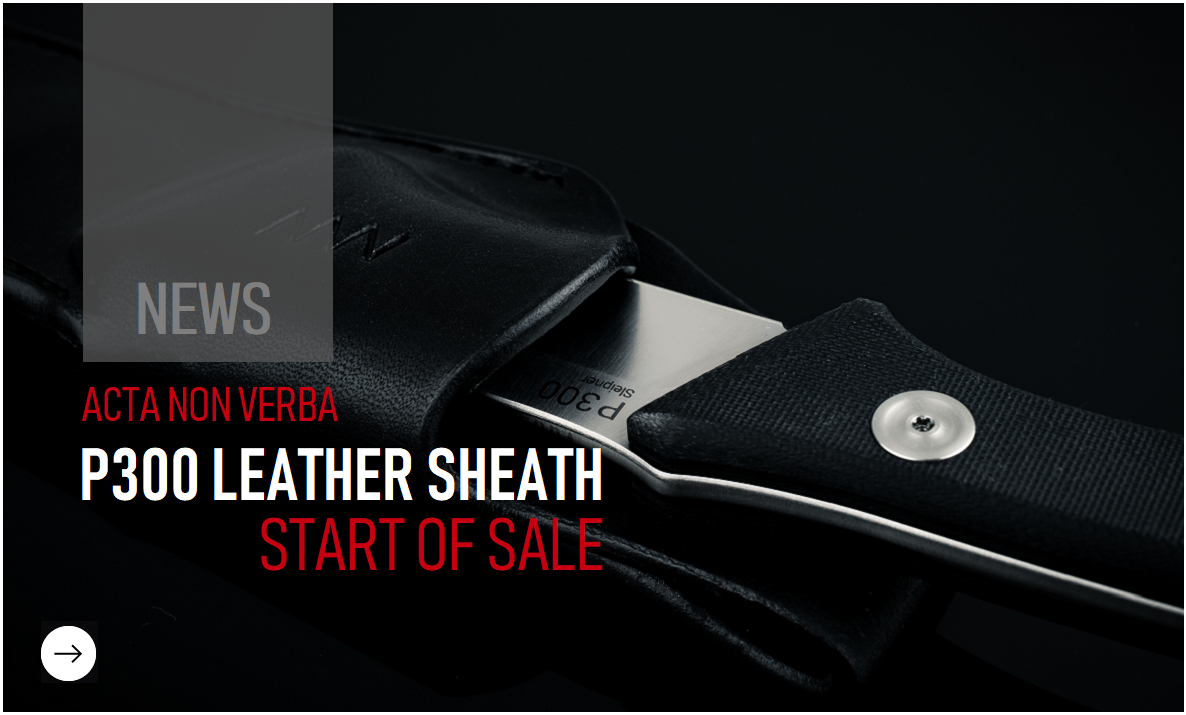 News_Start prodeje_P300_Leather